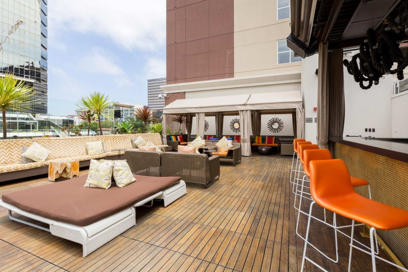 W Hotel - Downtown, San Diego - Rooftop